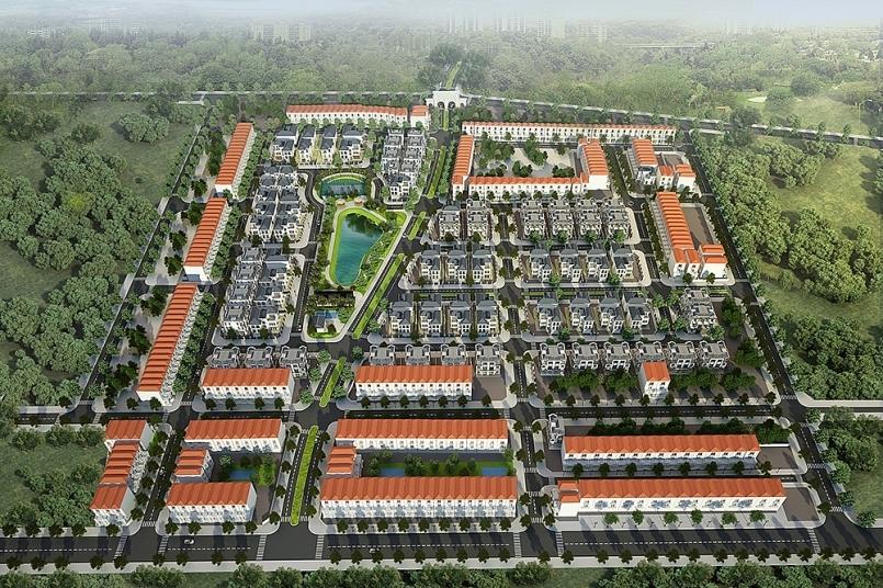 Thanh Hóa sắp có khu dân cư 1.500 tỷ đồng