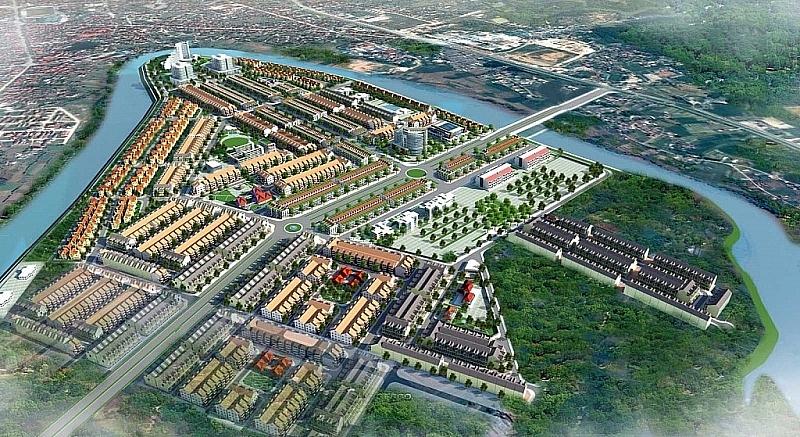 Khu đô thị Mai Pha