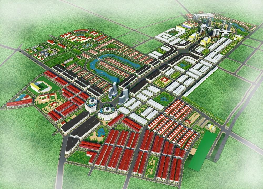Bắc Giang tìm nhà đầu tư cho khu đô thị gần 880 tỷ đồng