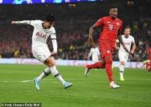 Tottenham 2-7 Bayern Munich: Đêm kinh hoàng tại White Hart Lane