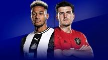 Newcastle vs Man Utd 22h30, 06/10: Bất phân thắng bại