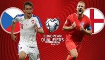Nhận định trước trận đấu CH Séc vs Anh (1h45 12/10): Củng cố ngôi đầu bảng