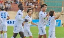 Kết quả vòng 25 V-League: HAGL chính thức trụ hạng, Nam Định thoát hiểm ngoạn mục