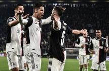 Kết quả và bảng xếp hạng Serie A: Juventus bám sát Inter