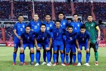 Danh sách tập trung ĐT Thái Lan chuẩn bị chờ đấu tuyển Việt Nam