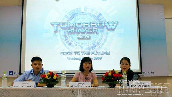 tomorrow banker san choi cho sinh vien ngan hang tro tai va toa sang
