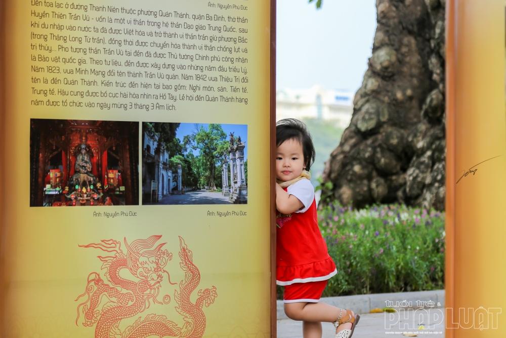 Thu Hồ Gươm đẹp đến nao lòng