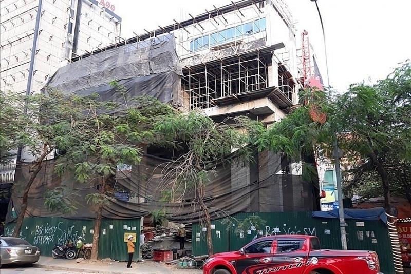 Tin bất động sản trong tuần: 305 công trình vi phạm trong 9 tháng đầu năm 2020 tại Hà Nội