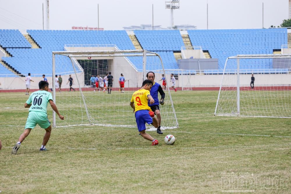 Press Cup 2020: Báo Tuổi trẻ Thủ đô đứng đầu bảng C, giành vé vào tứ kết gặp VOV
