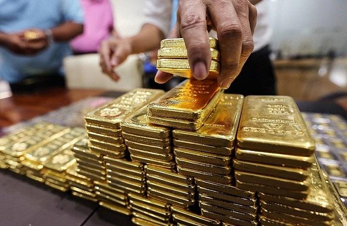 Giá vàng hôm nay 26/10: Vàng sụt giảm