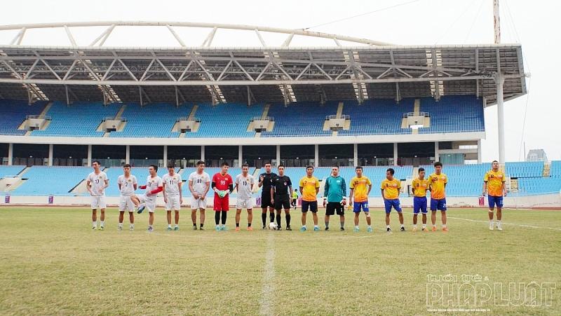 Ngược dòng kịch tính, báo Tuổi trẻ Thủ đô hẹn VTV ở chung kết Press Cup