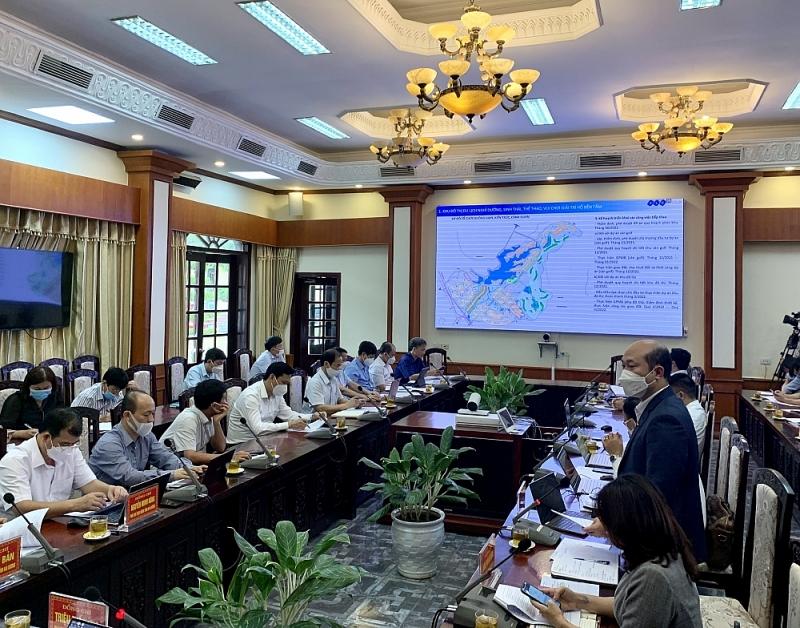 Hải Dương tạo điều kiện triển khai thực hiện các dự án của Tập đoàn FLC