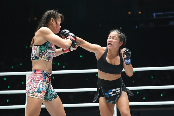 bi nguyen bat ngo nhan that bai truoc stamp fairtex o one championship