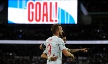Kết quả các trận đấu vòng loại EURO 2020: Anh đoạt vé vào vòng chung kết