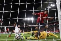 Kết quả các trận đấu vòng loại EURO 2020: Tây Ban Nha vùi dập Malta