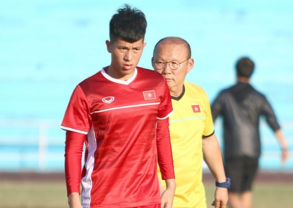 dinh trong lo hen voi sea games 30