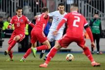 Kết quả vòng loại EURO 2020: Ronaldo lóe sáng, Bồ Đào Nha đoạt vé dự VCK EURO