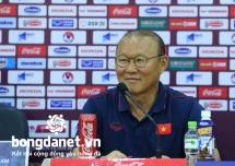 """HLV Park Hang-seo: """"Hoà ư, tôi muốn thắng Thái Lan cơ"""""""