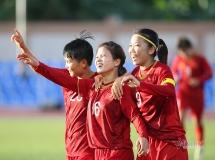 Nữ Việt Nam với nữ Indonesia: Tìm cơn mưa bàn thắng