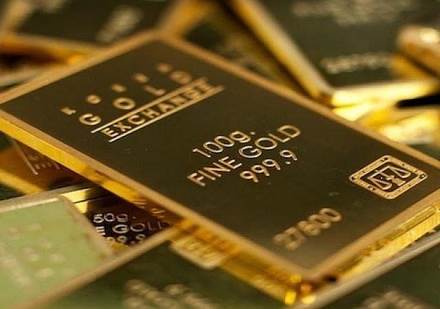 Giá vàng hôm nay 26/11: Tiếp tục tăng nhẹ