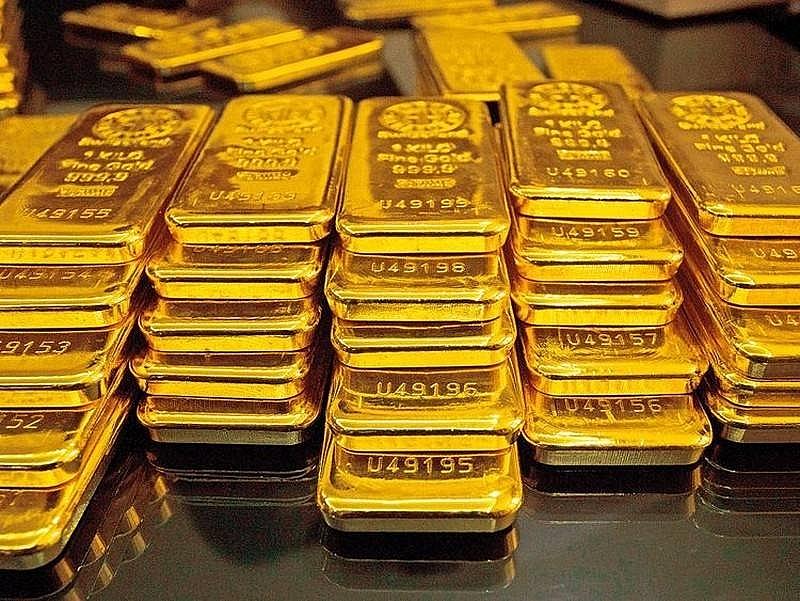 Giá vàng hôm nay 23/11: Tiếp tục tăng nhẹ