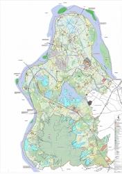 Hà Nội chấp thuận triển khai qui hoạch xây dựng vùng huyện Ba Vì