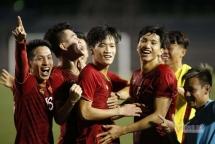 Lịch thi đấu SEA Games 30 của đoàn thể thao Việt Nam (10/12): Chờ đợi vàng từ U22 Việt Nam