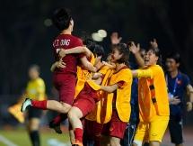 Hạ Philippines, nữ Việt Nam hẹn nữ Thái Lan trong trận chung kết