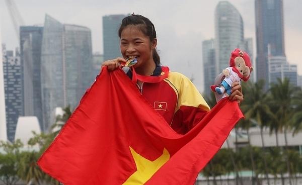 cap nhat sea games 30 712 truong thi phuong mo hang hcv cho doan the thao viet nam