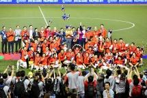 Bảng tổng sắp huy chương SEA Games 30 (10/12): Bóng đá nam giành huy chương vàng lịch sử