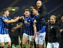 Kết quả bóng đá cup C1: Atalanta làm nên lịch sử