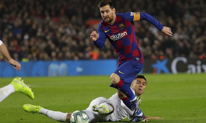 barcelona 0 0 real madrid thua quyet liet thieu ban thang
