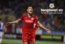 Tin chuyển nhượng V.League ngày 22/12: Văn Toàn nói gót Công Phượng về TP.HCM?
