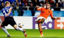 Hà Lan đè bẹp Estonia
