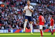 Anh 4-0 Bulgaria: Harry Kane in đậm dấu giày trong cả 4 bàn thắng