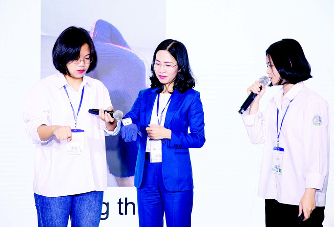 Samsung ươm mầm tương lai Việt - Ảnh 2.