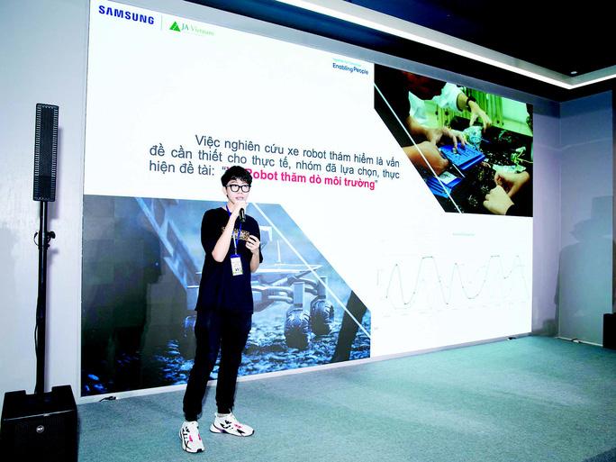 Samsung ươm mầm tương lai Việt - Ảnh 1.