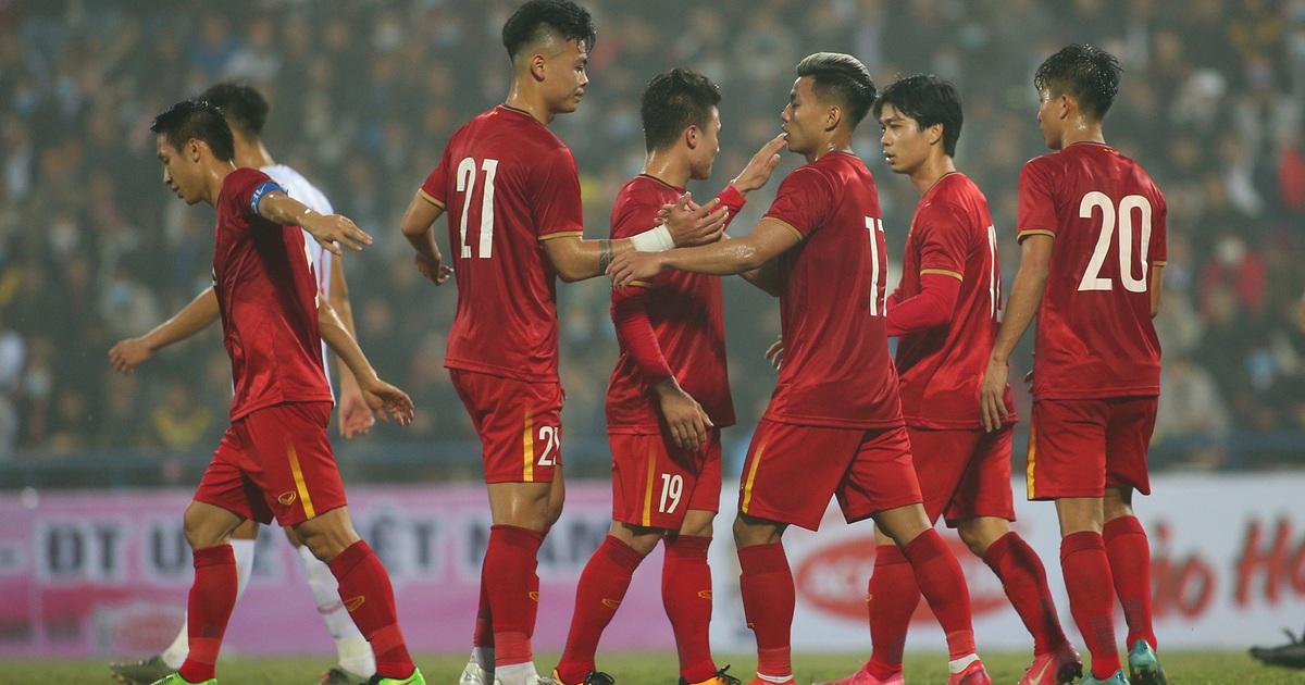 Bóng đá Việt Nam năm 2021: 4 mục tiêu quan trọng của HLV Park Hang Seo