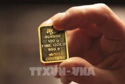 Giá vàng thế giới trên đà khép lại một năm tăng mạnh nhất kể từ năm 2010