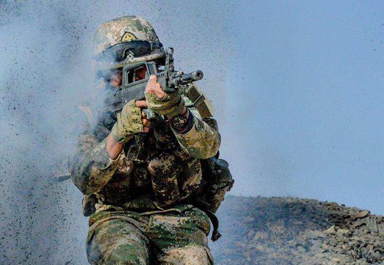 Quân đội Trung Quốc sở hữu súng trường hạng nặng gọn nhẹ nhất thế giới