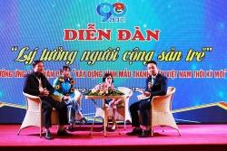 """22 đoàn viên được Tỉnh đoàn Bắc Giang trao Giải thưởng """"Gương mặt trẻ tiêu biểu"""""""