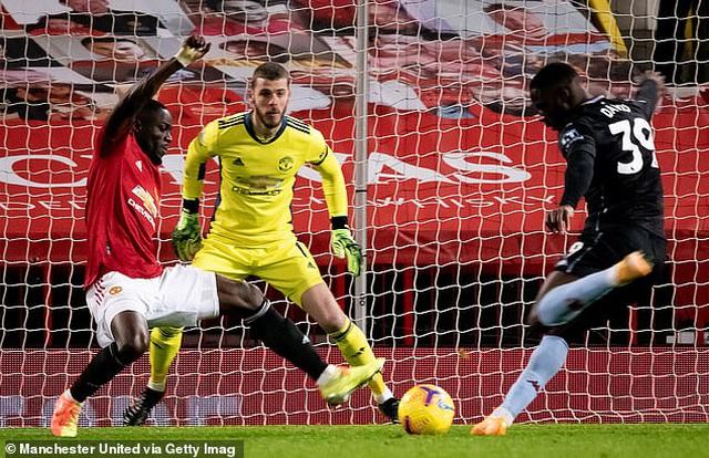 HLV Solskjaer ngợi khen Pogba sau khi Man Utd thắng Aston Villa - 3