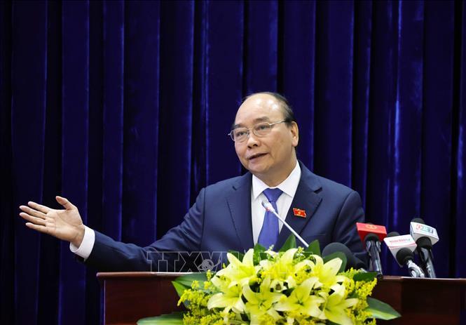 Thủ tướng dự gặp mặt kỷ niệm 75 năm Ngày Tổng Tuyển cử đầu tiên bầu Quốc hội Việt Nam