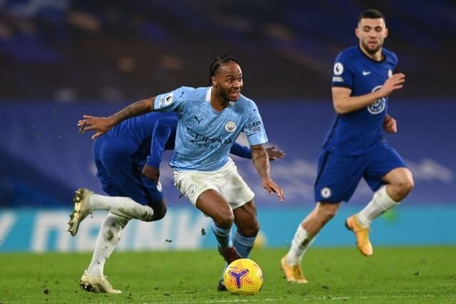 Chelsea 1-3 Man City: Hai phút, hai bàn thắng - 8
