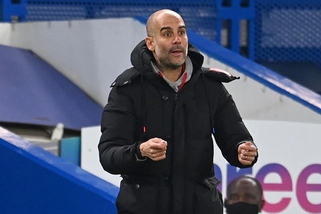 Chelsea 1-3 Man City: Hai phút, hai bàn thắng - 12