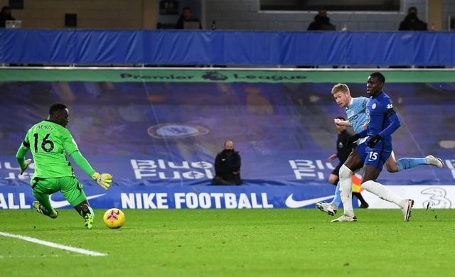 Chelsea 1-3 Man City: Hai phút, hai bàn thắng - 15