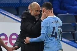 Chelsea 1-3 Man City: Hai phút, hai bàn thắng