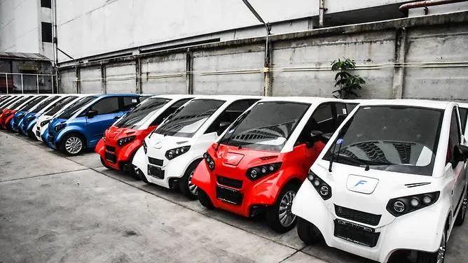 Thái Lan sẵn sàng cho cuộc cách mạng xe điện