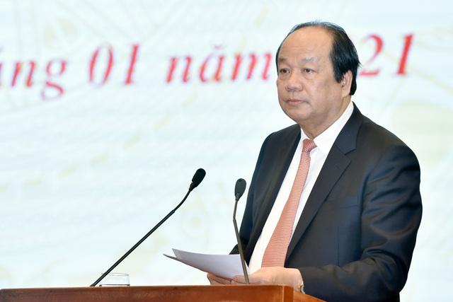 Bộ trưởng Mai Tiến Dũng: Không cấm bán đào rừng người dân trồng - 1