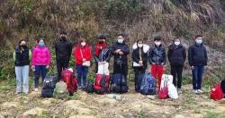 Phát hiện 74 công dân nhập cảnh trái phép từ Trung Quốc